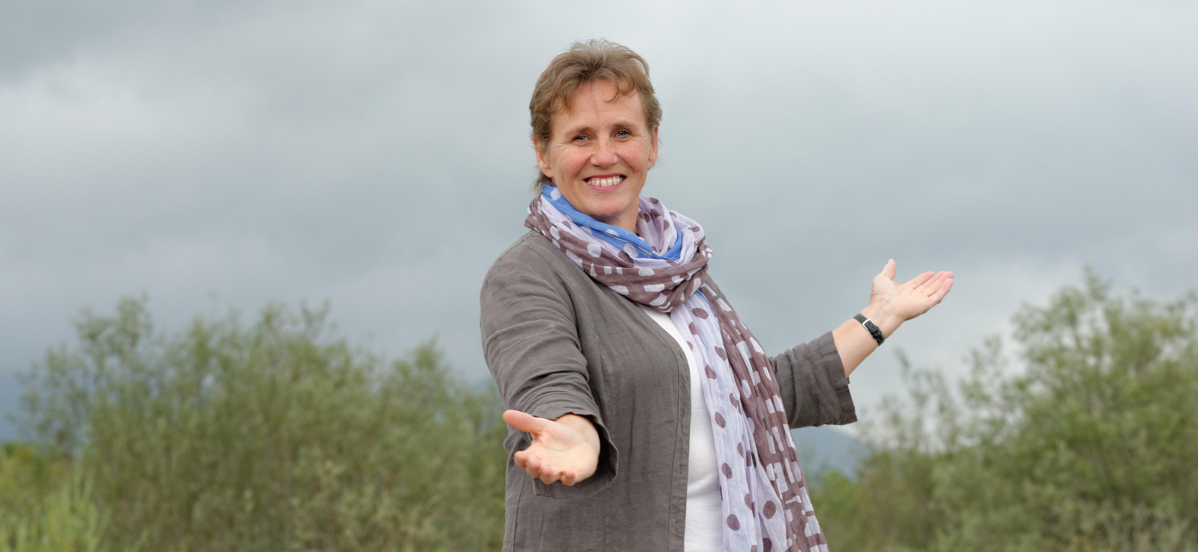 Eigentümerin Christine Hamester-Koch