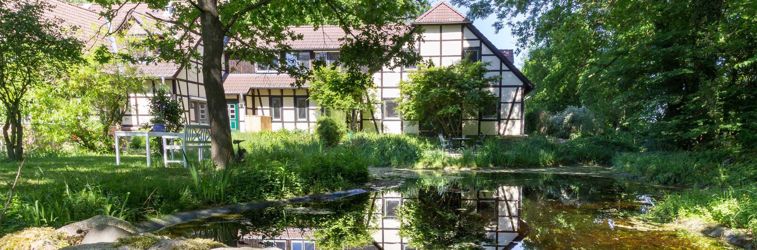 Teich Ellernhof