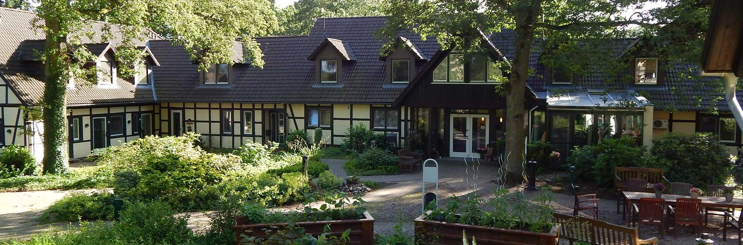 Ellernhof - Willkommen