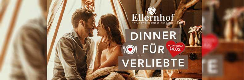 Ellernhof - Dinner für Verliebte