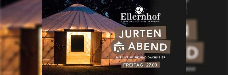 Ellernhof - Jurtenabend